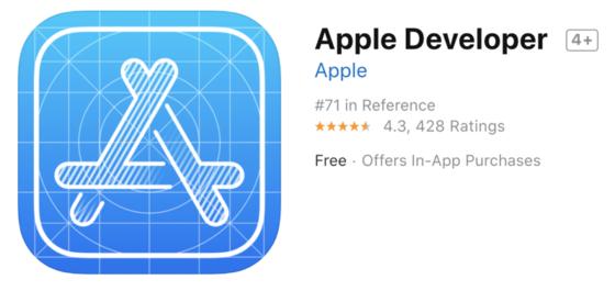 Apple Renames its WWDC App to the Apple Developer App