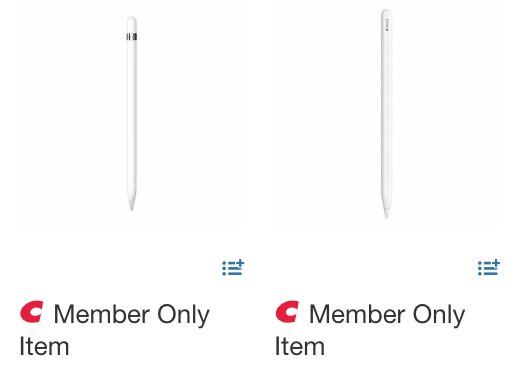 Apple Pencil Sale: Save 23% Off at $98 from Costco and 18% Off Second-Gen
