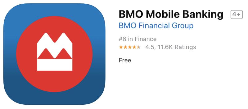 Bmo mobile banking 2