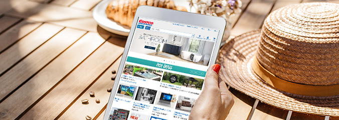 Costco online email