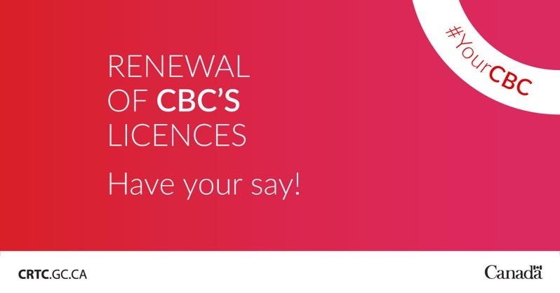 Crtc cbc licenses