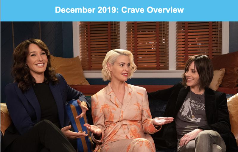 December 2019 crave