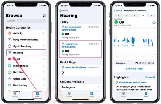 How to Use the Decibel Meter in iOS 13 for Headphones to Protect Your Hearing