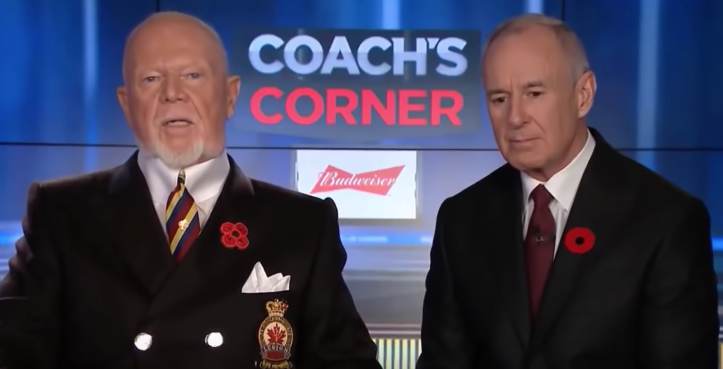 Don cherry fired sportsnet
