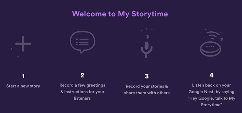 Google my storytime 2