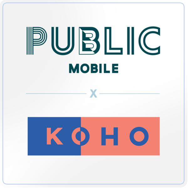 Koho public mobile