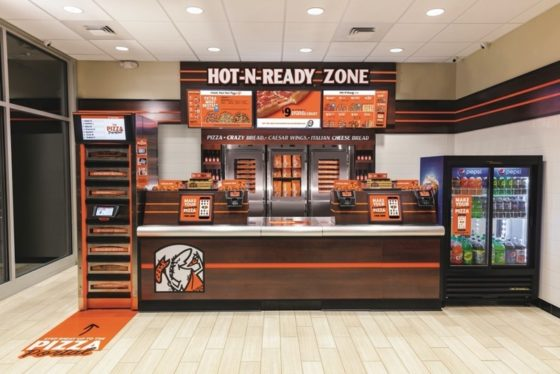 Little Caesars Debuts Mobile Order Pickup ?Pizza Portal? in Canada