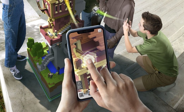 Minecraft Earth Early Access for iOS and Android Goes Live in Canada