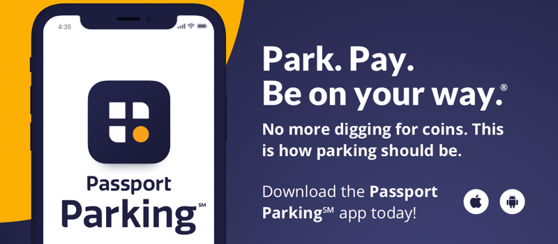 Passport parking sault