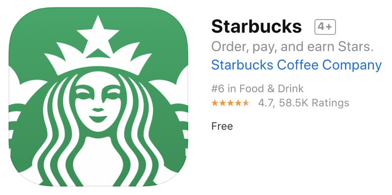 Starbucks iPhone App Gets Holiday Update, Ability to Add Gift Cards with Camera