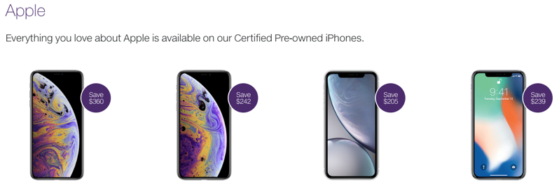 Telus certified pre owned