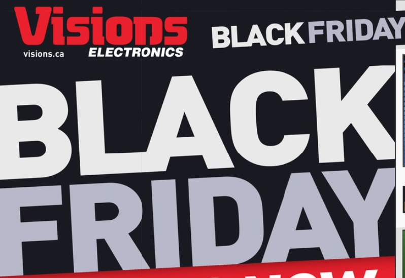 Visions black friday deals 2019