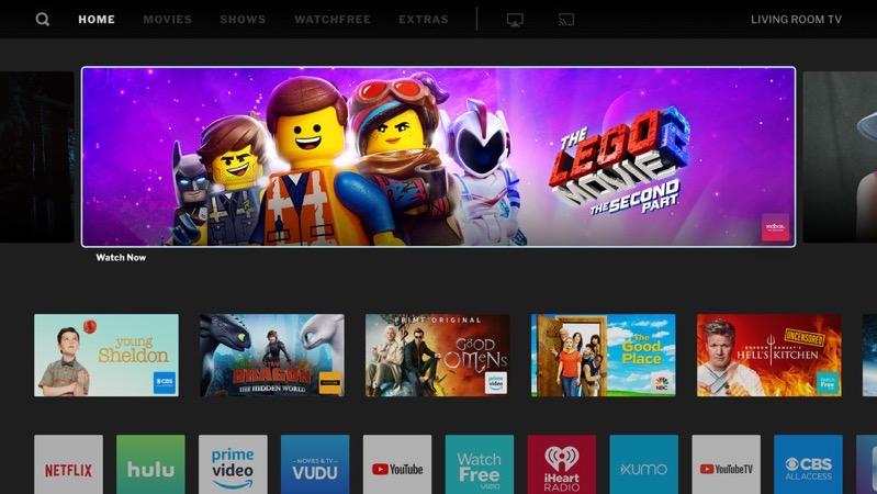 Vizio Adding Disney Plus Chromecast Support in December