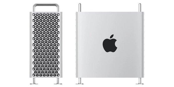 2019 Mac Pro Silver