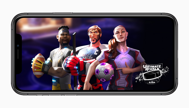 Apple Ultimate Rivals launches on apple arcade 121219 inline jpg large