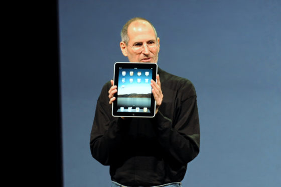 Apple Unveiled the Very First iPad 10 Years Ago