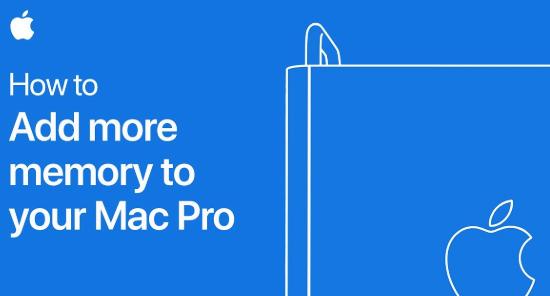 Add memory mac pro iic