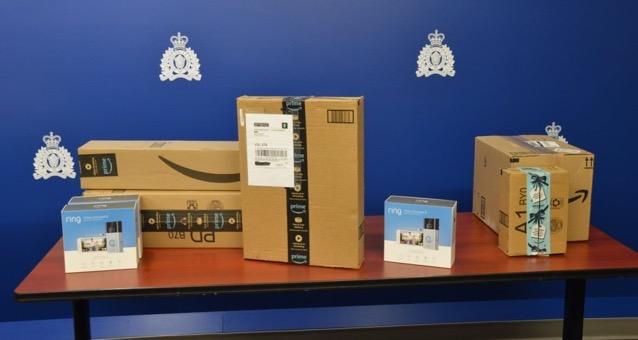Amazon bait packages