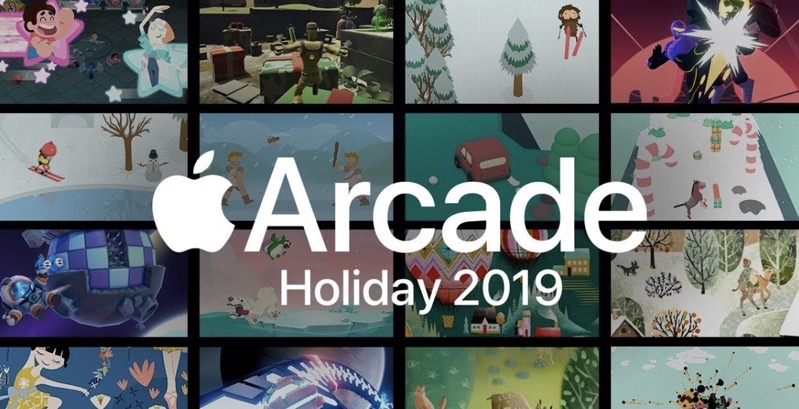 Apple Recommends 'Great Games' for the Holidays from Apple Arcade [VIDEO]