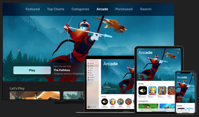 Apple Arcade Gets Annual Subscription Option, Costs $59.99/Year in Canada