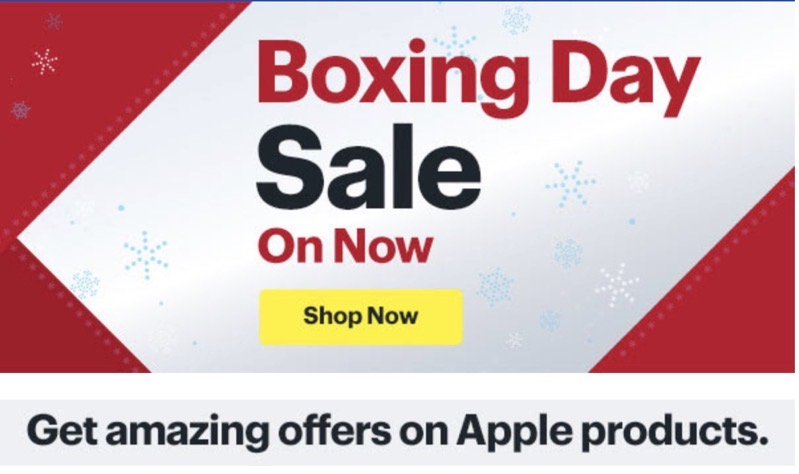 Best buy boxing day sale 2019