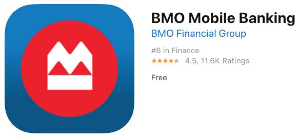 Bmo mobile banking 2019