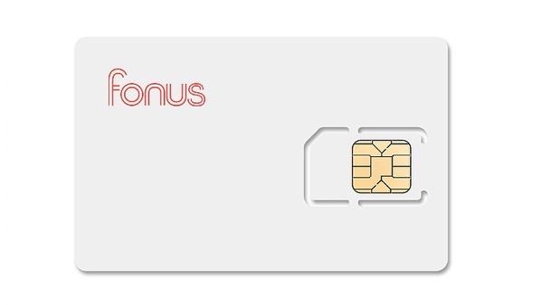 Fonus sim card