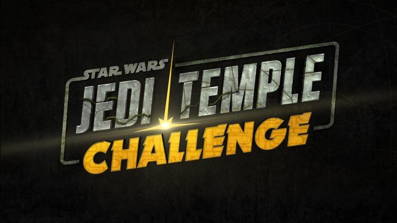 Jedi temple challenge logo