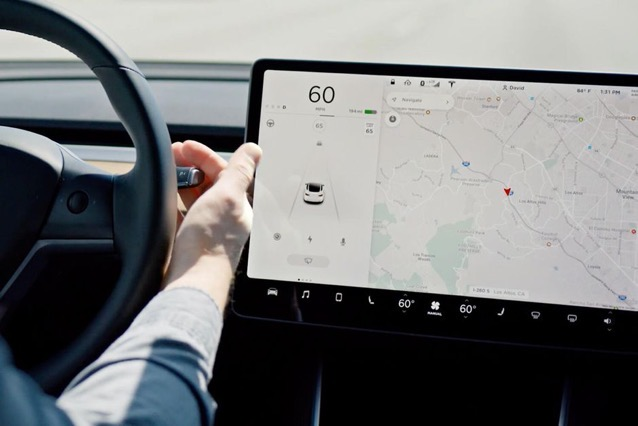 Tesla's Holiday Software Update Brings New Voice Commands ...