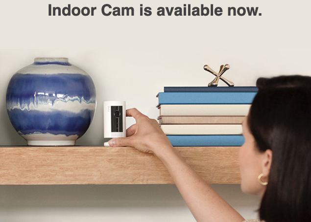 Ring indoor cam canada