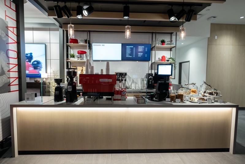 Rogers 302 cafe