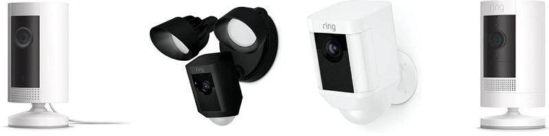 Amazon ring cameras