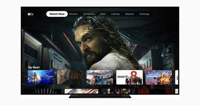 Apple tv app LG