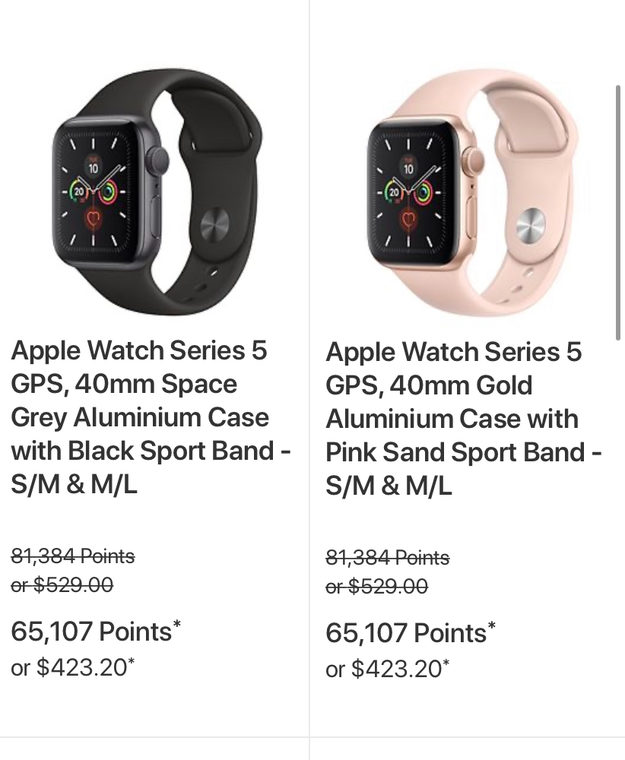 Apple watch series 5 sale