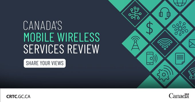 Canada mobile wireless services review