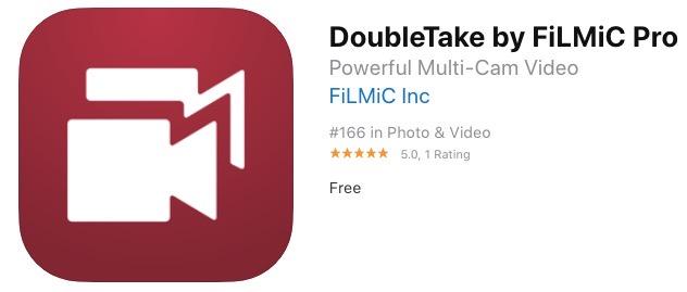 Doubletake filmic