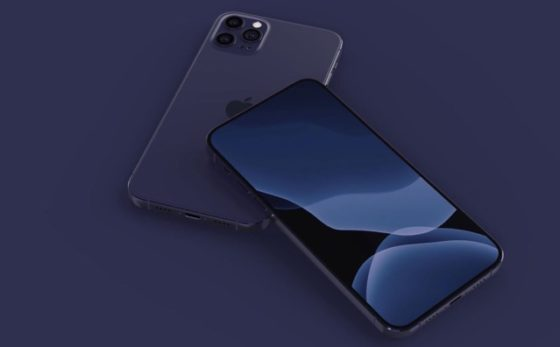 'iPhone 12' Rumoured to Come in All-New Navy Blue Finish