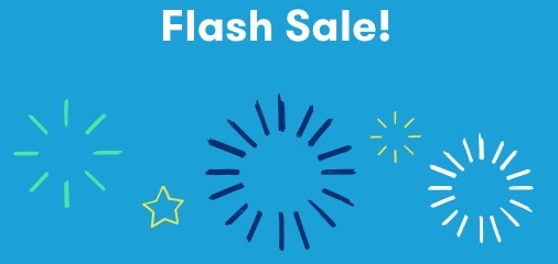 Lucky mobile flash sale