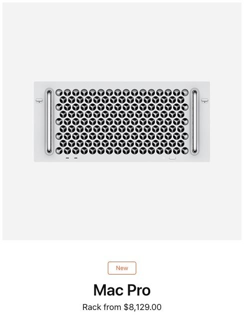 Mac pro rack canada