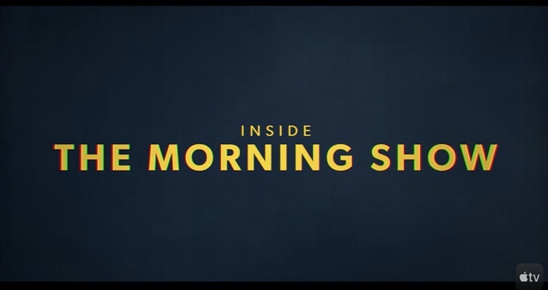 The morning show behind the scenees