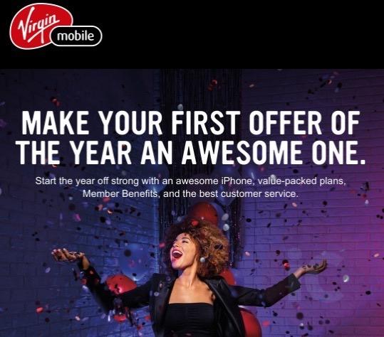 Virgin mobile win back