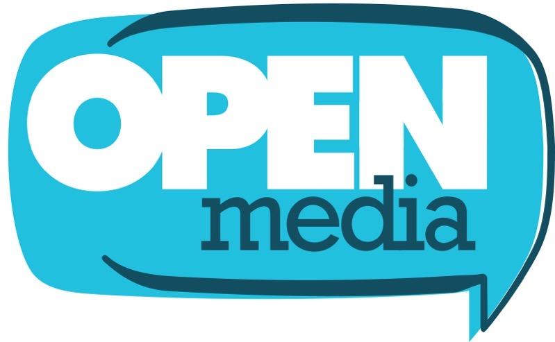 OpenMedia logo
