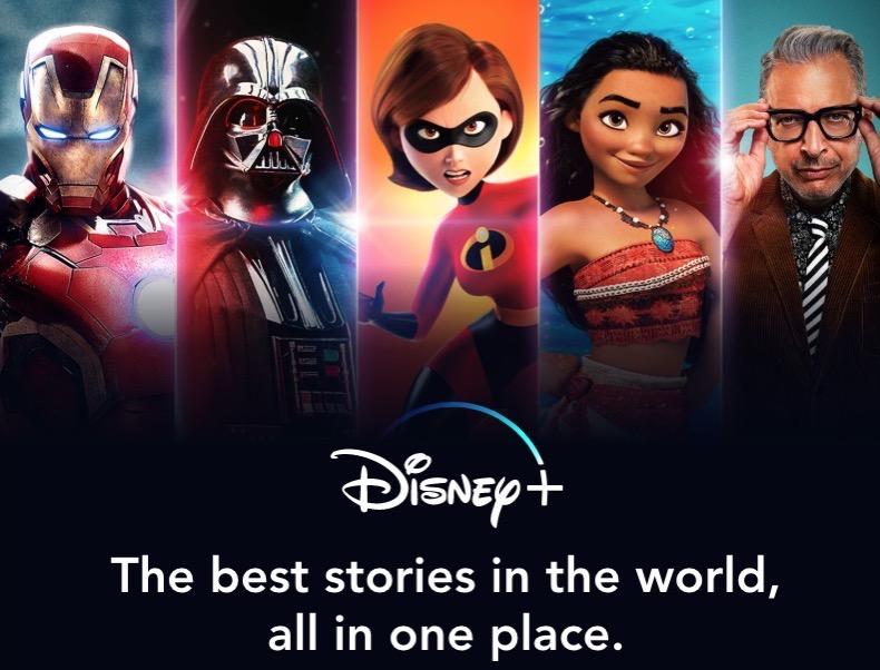 Disney+ presale