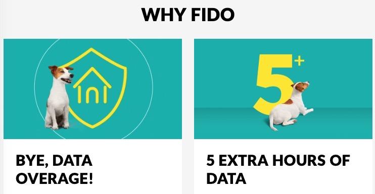 Fido website