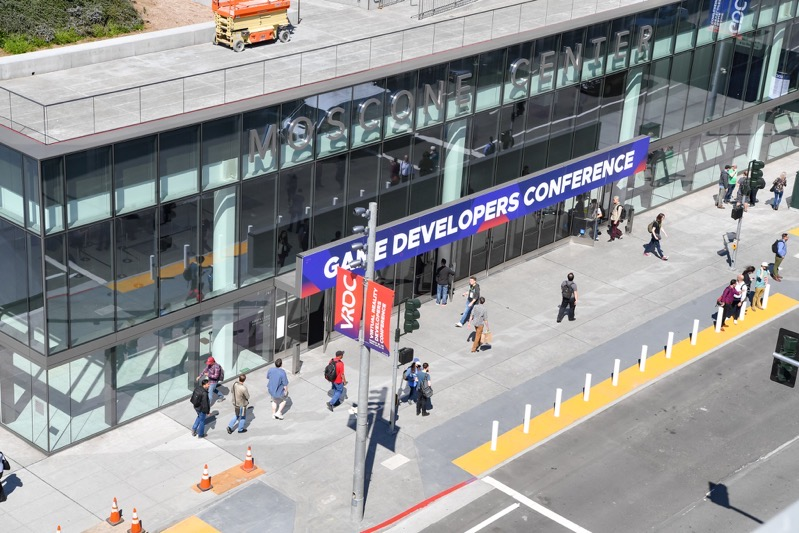Gamer developers conference