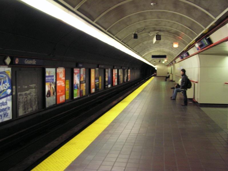 Granville station vancouver