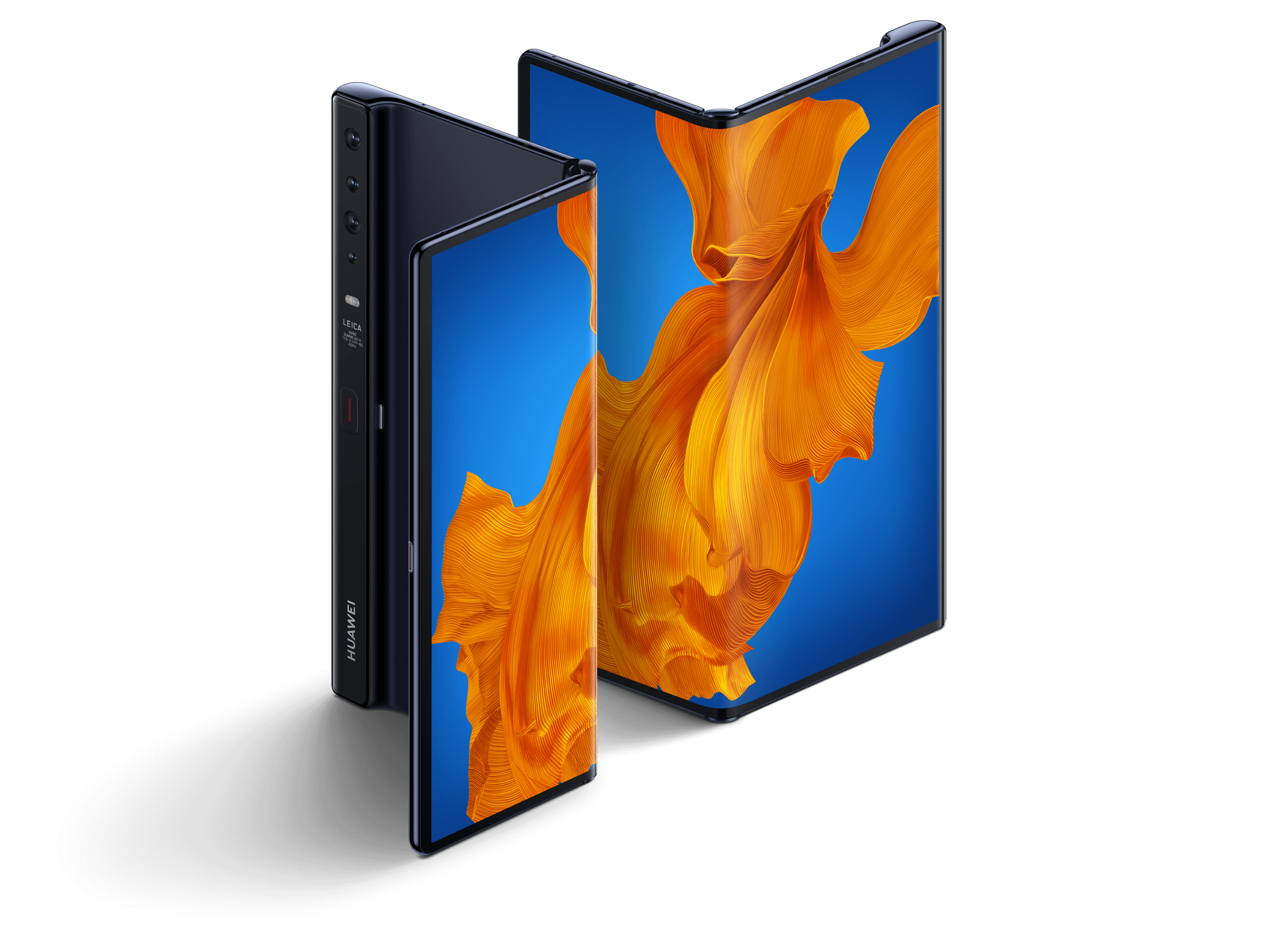 Huawei Unveils $2,700 USD 'Mate Xs' 5G Foldable Smartphone