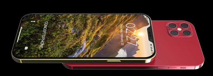 Iphone 12 concept trailer