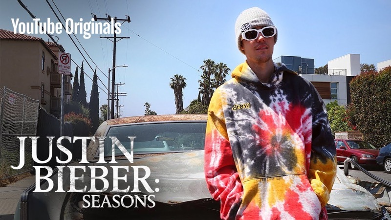 Justin bieber seasons