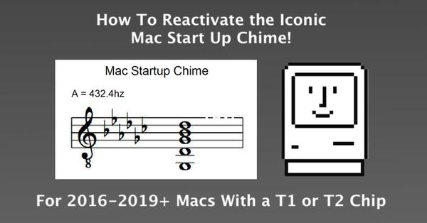 Mac chime